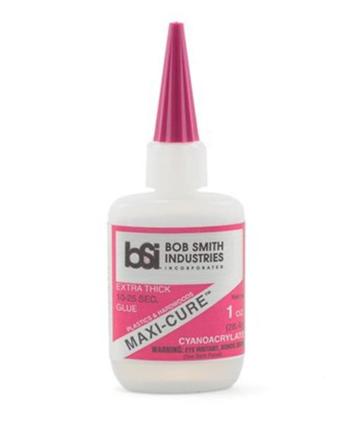 BSI Maxi-Cure Extra Thick Super Glue CA 1oz