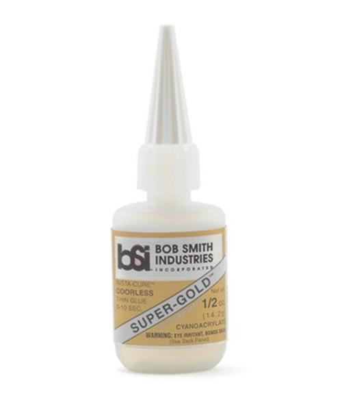 BSI Super-Gold Odourless Foam Safe Thin CA 1/2oz