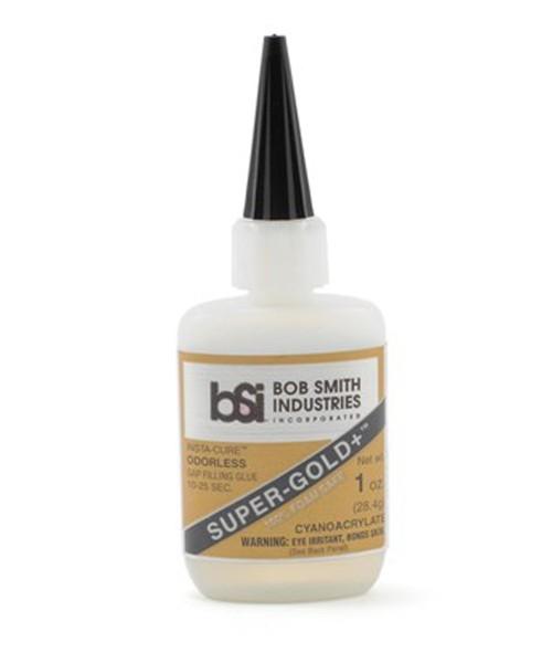 BSI Super-Gold+ Odourless Foam Safe Gap Fill CA 1oz