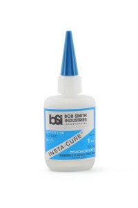 BSI Insta-Cure Super Thin Glue CA 1oz