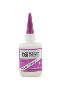 BSI Insta-Cure+  Gap Filling Super Glue CA 1oz