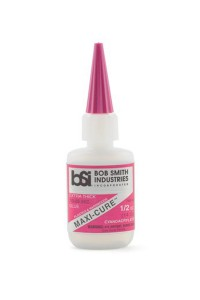 BSI Maxi-Cure Extra Thick Super Glue CA 1/2oz