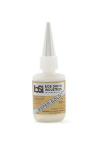 BSI Super-Gold Odourless Foam Safe Thin CA 1/2oz