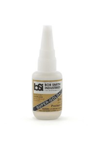 BSI Super-Gold+ Odourless Foam Safe Gap Fill Pocket CA 3/4oz